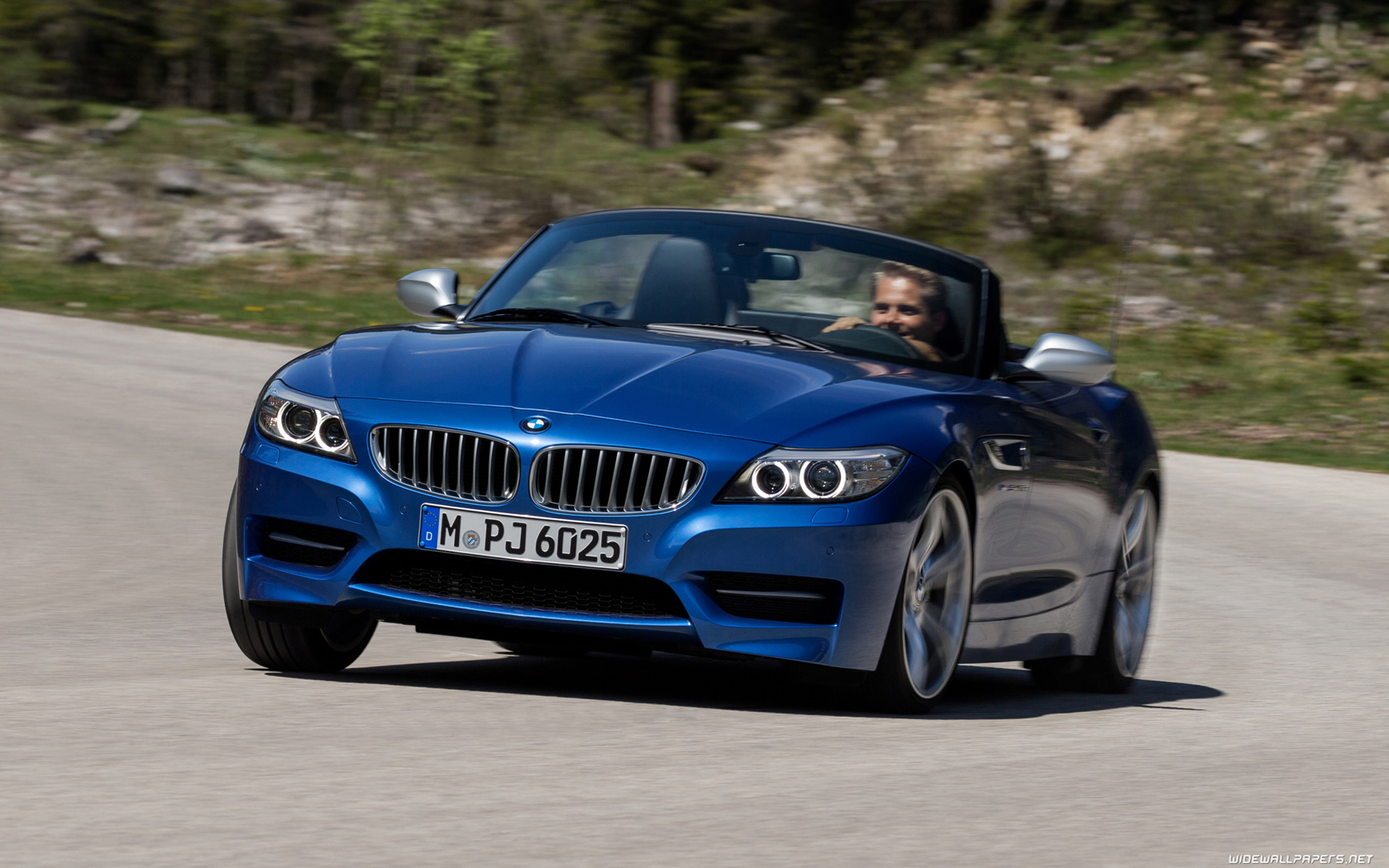 Bmw Z4 Cars Desktop Wallpapers Hd And Wide Wallpapers