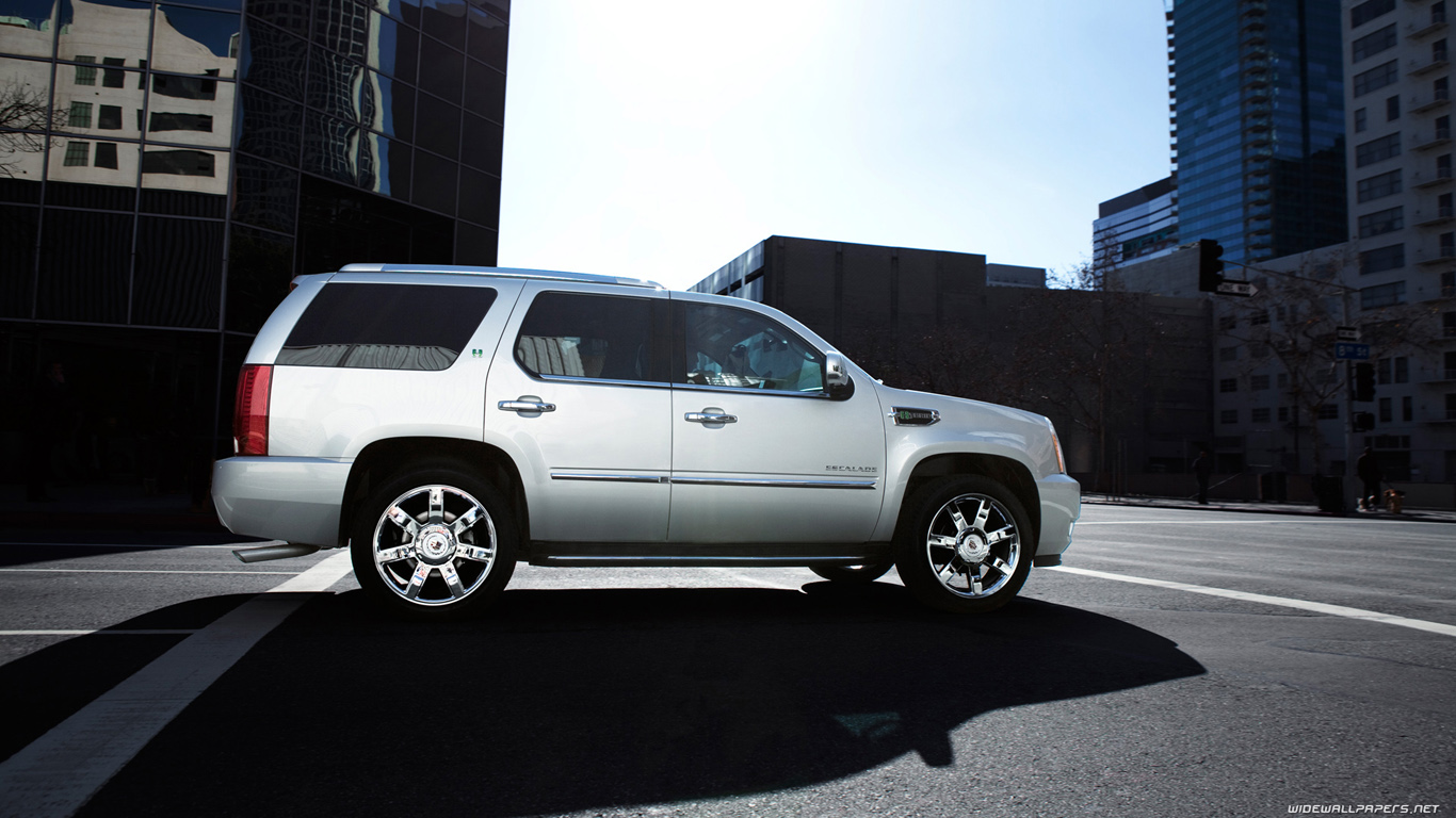 cadillac escalade hybrid. Cars Review. Best American Auto & Cars Review