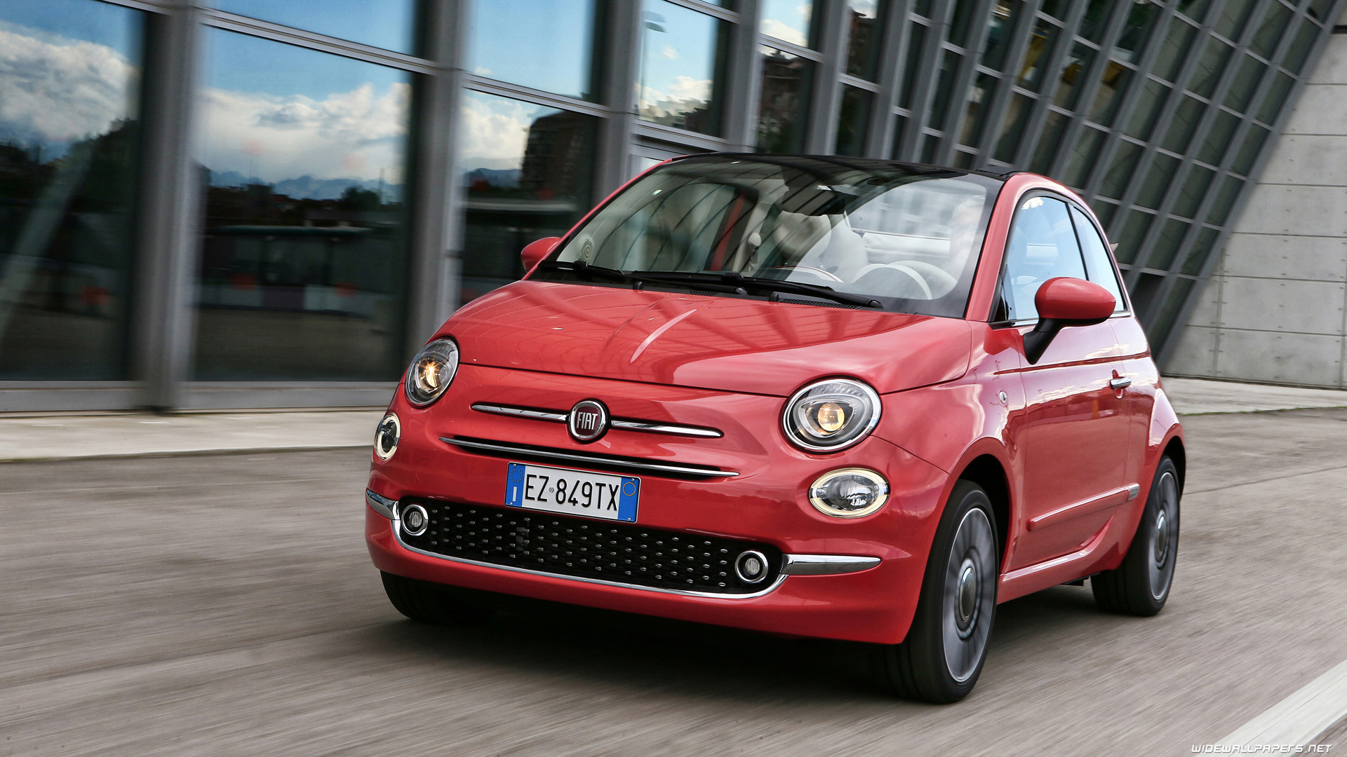 Fiat 500 Cars Desktop Wallpapers Hd And Wide Wallpapers