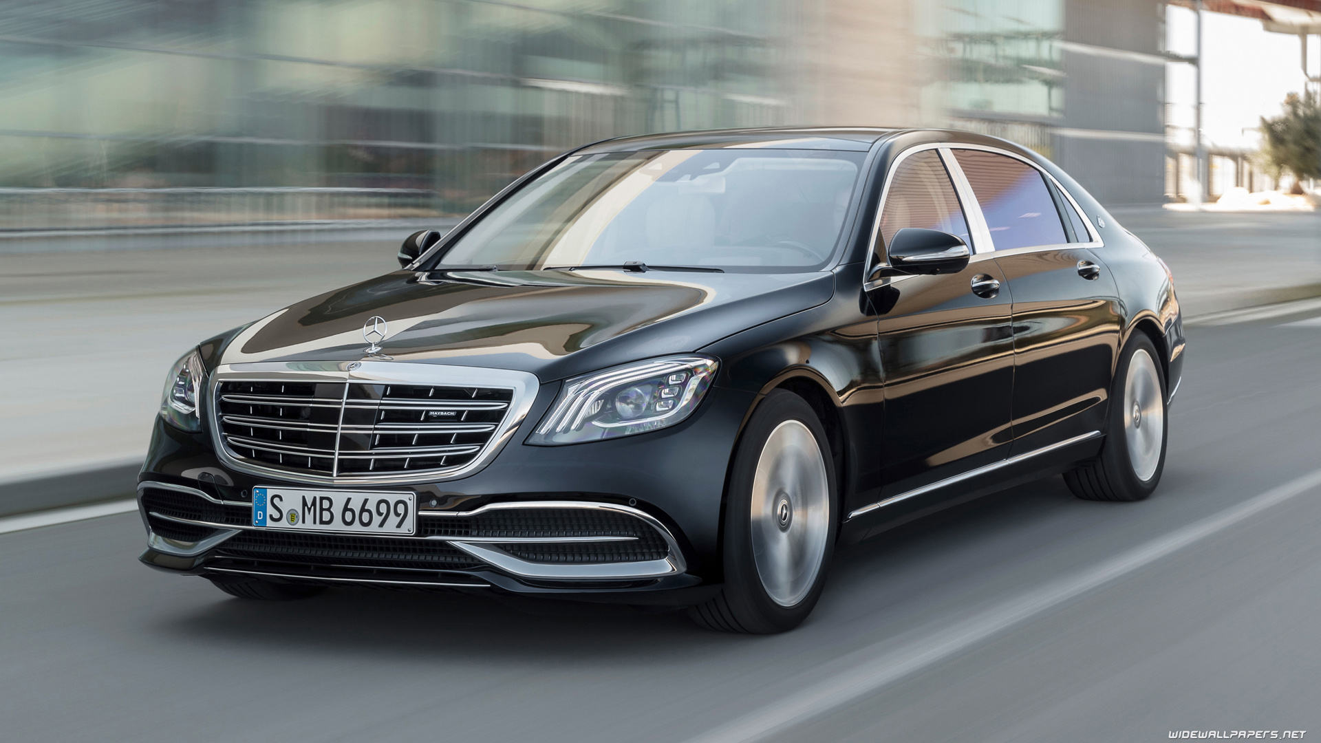 Maybach S Class Cars Desktop Wallpapers Hd And Wide Wallpapers