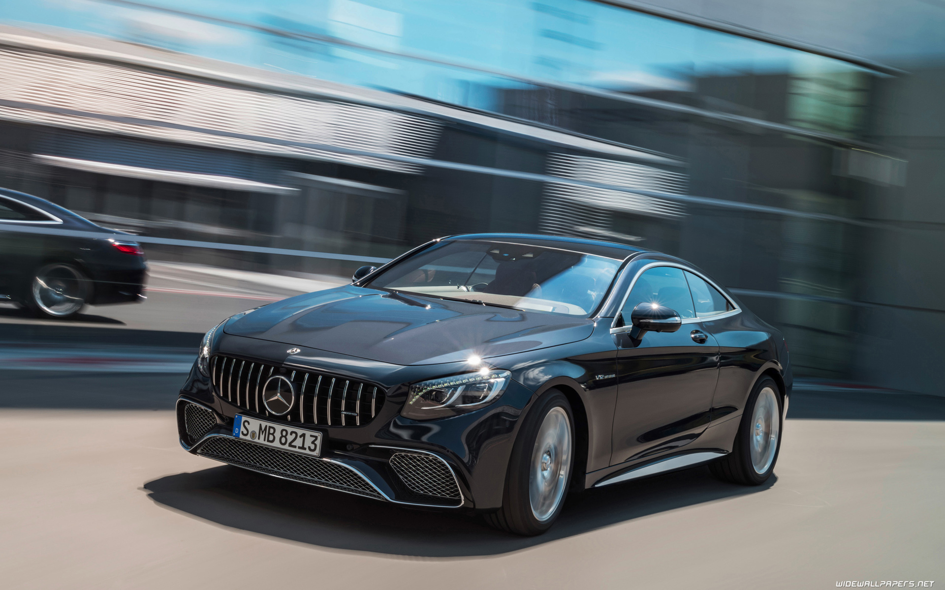 Mercedes Benz S Class Coupe Cars Desktop Wallpapers Hd And Wide