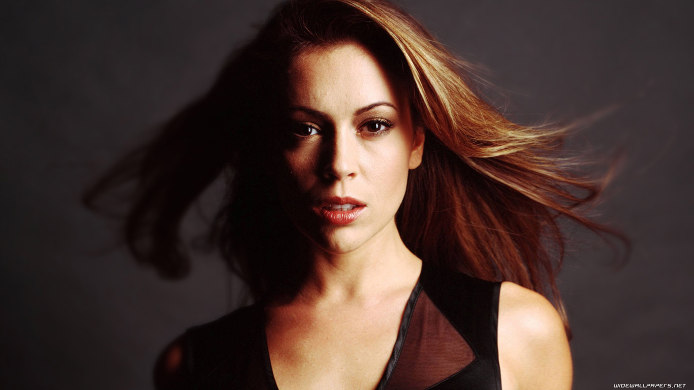alyssa milano celebrities - photo #21