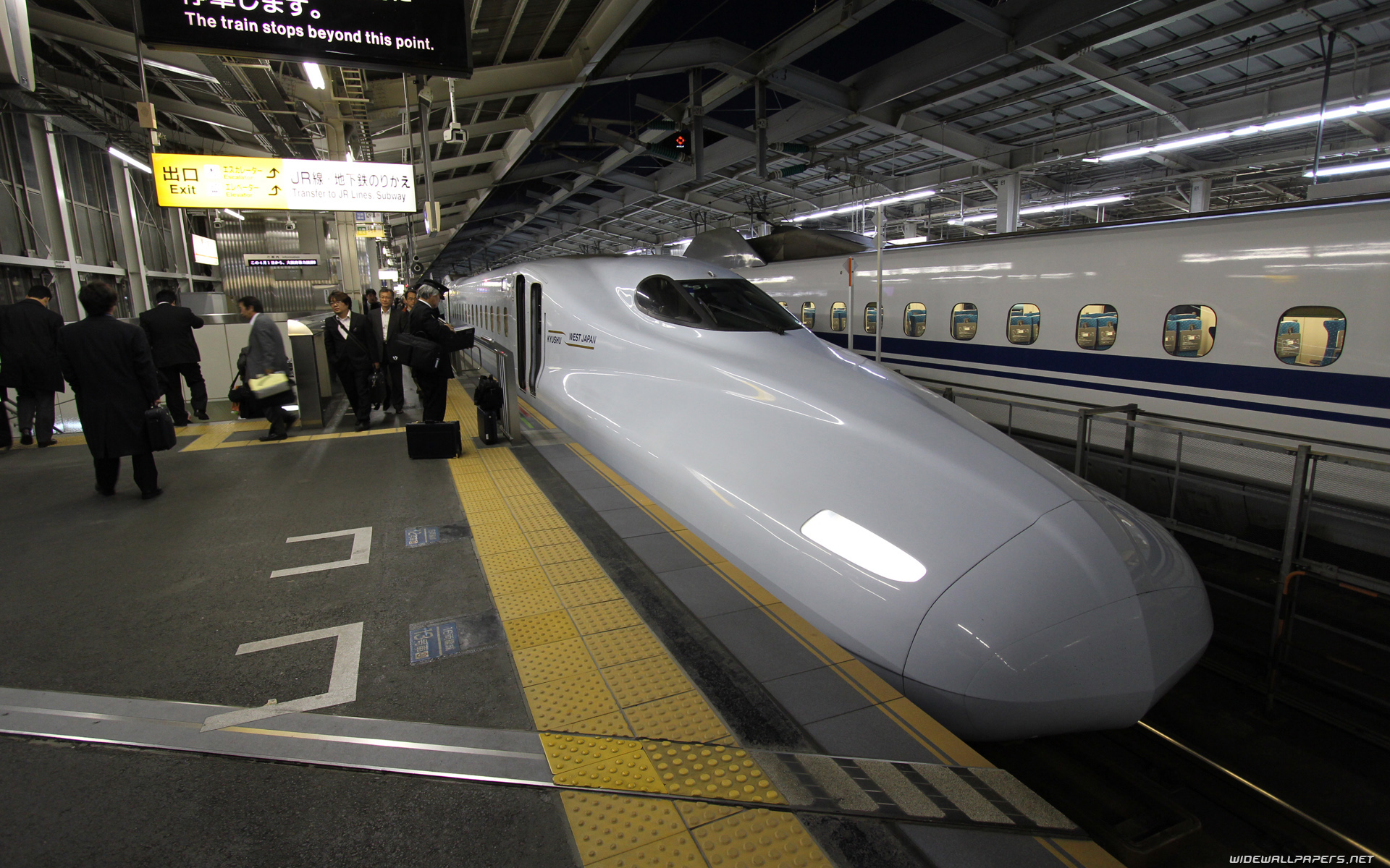 Japan High speed trains desktop wallpapers HD and wide ...