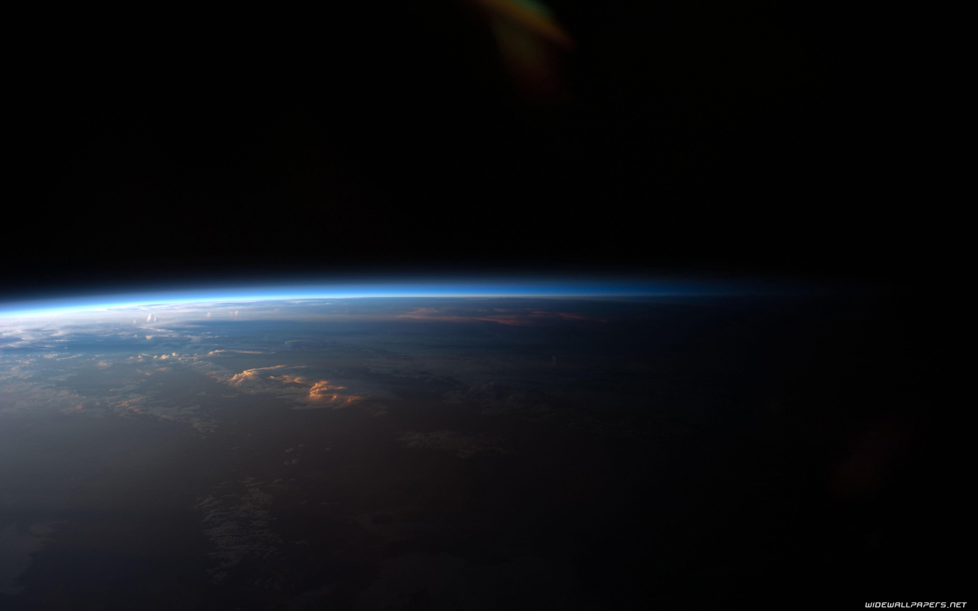 Earth View From Space Desktop Wallpapers Hd And Wide Wallpapers