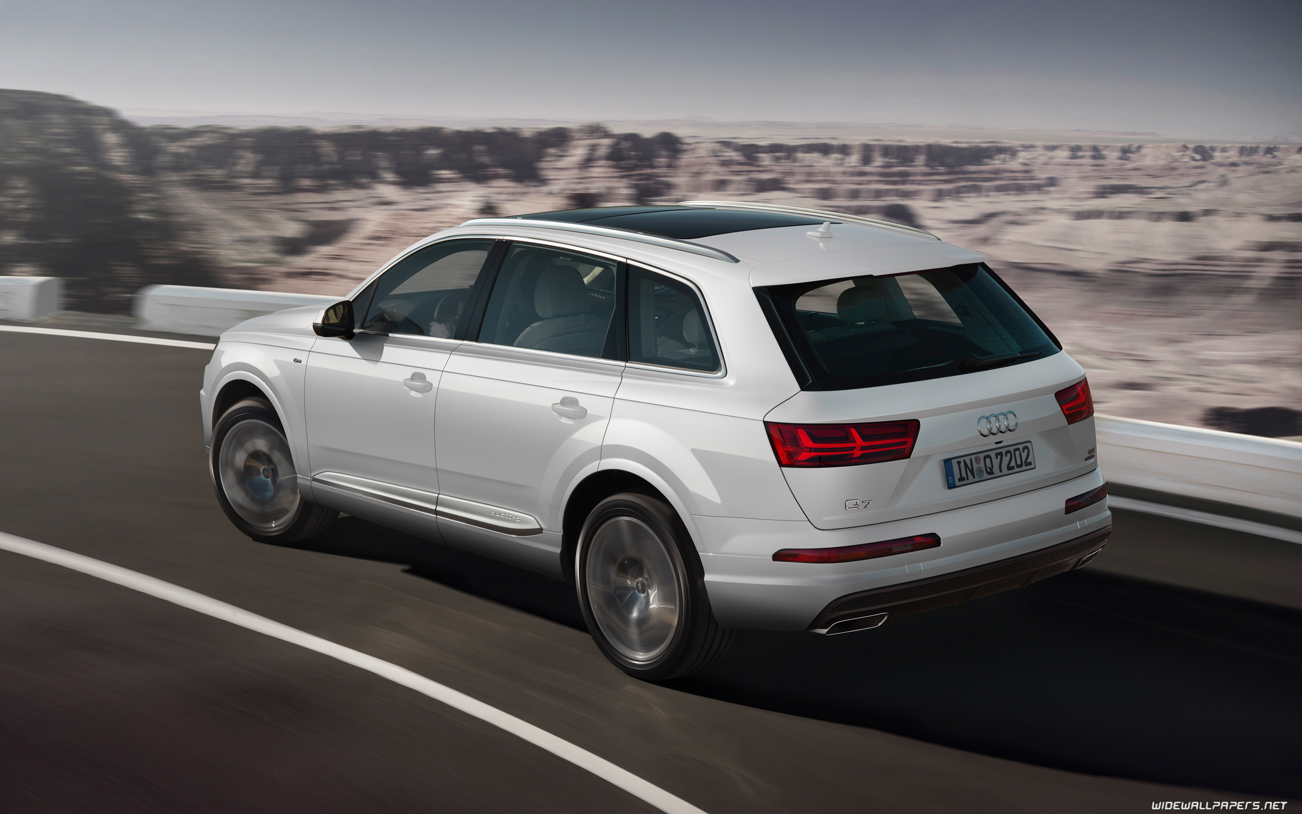 Audi Q7 Cars Desktop Wallpapers 4k Ultra Hd
