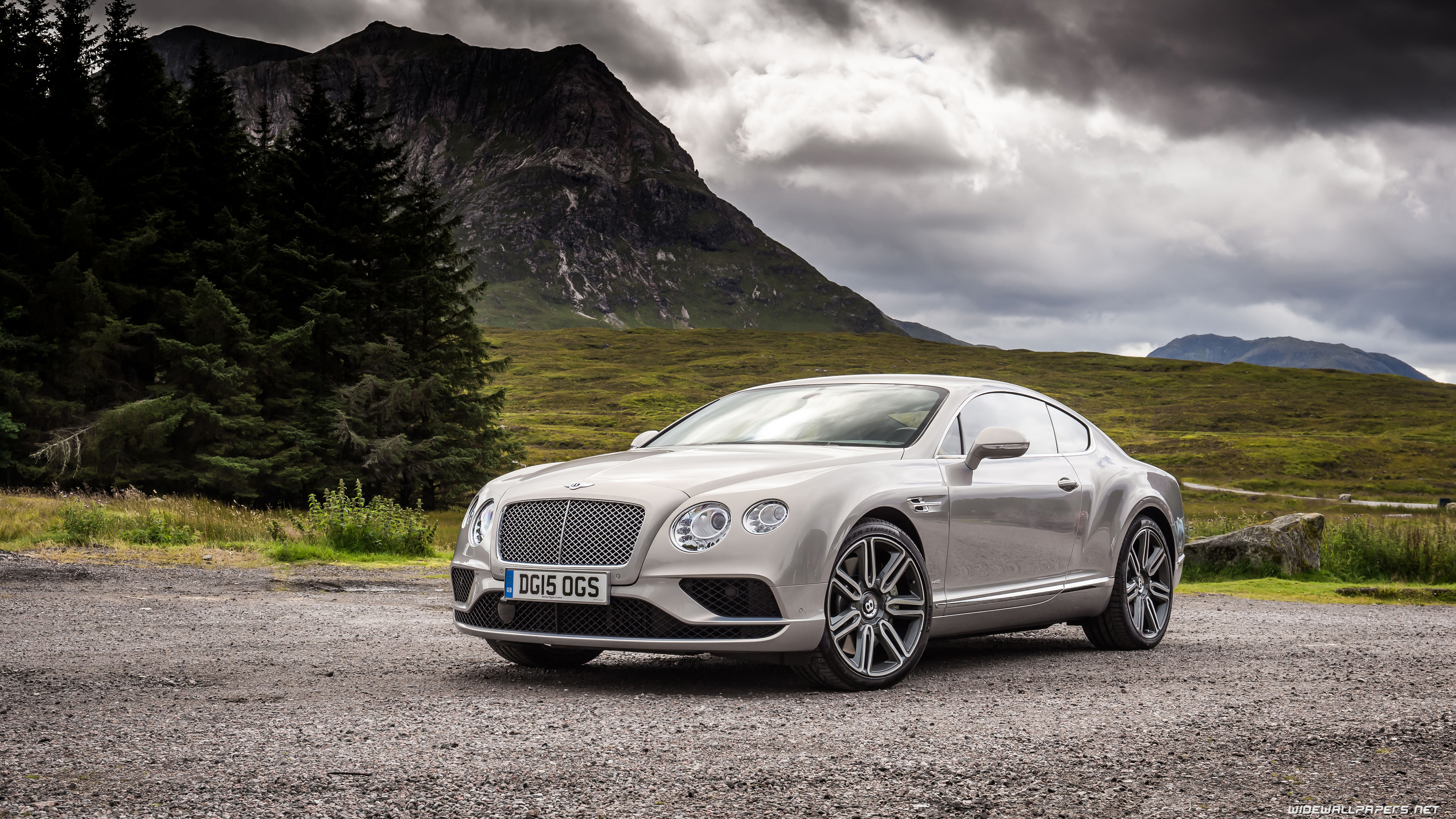 bentley continental gt cars desktop wallpapers 4k ultra hd