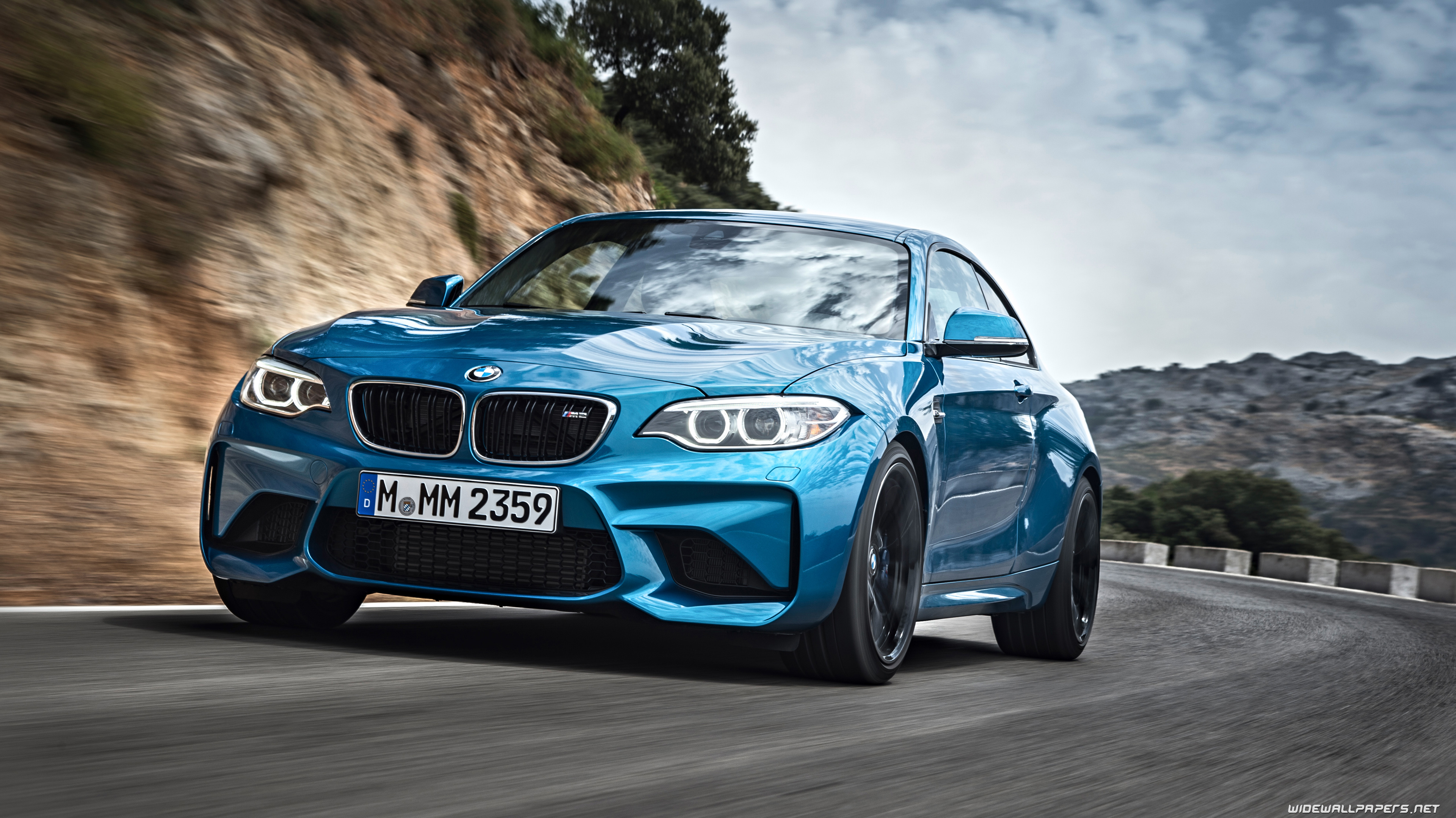 Bmw M2 Cars Desktop Wallpapers 4k Ultra Hd