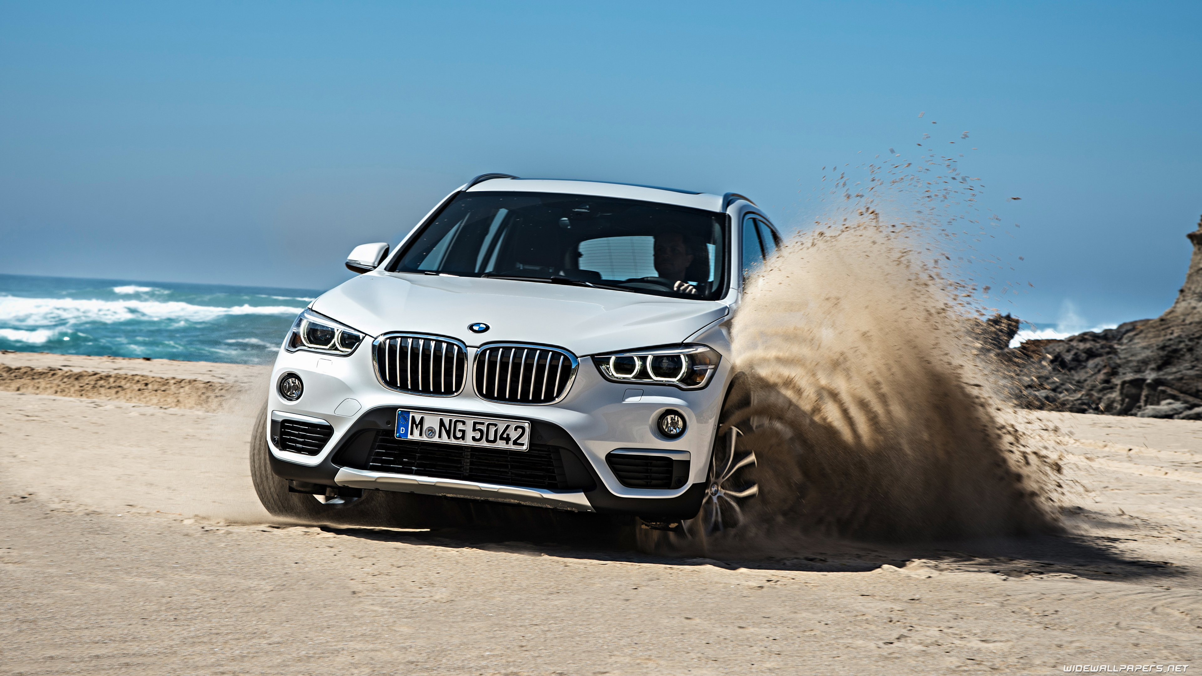 Bmw X1 Cars Desktop Wallpapers 4k Ultra Hd