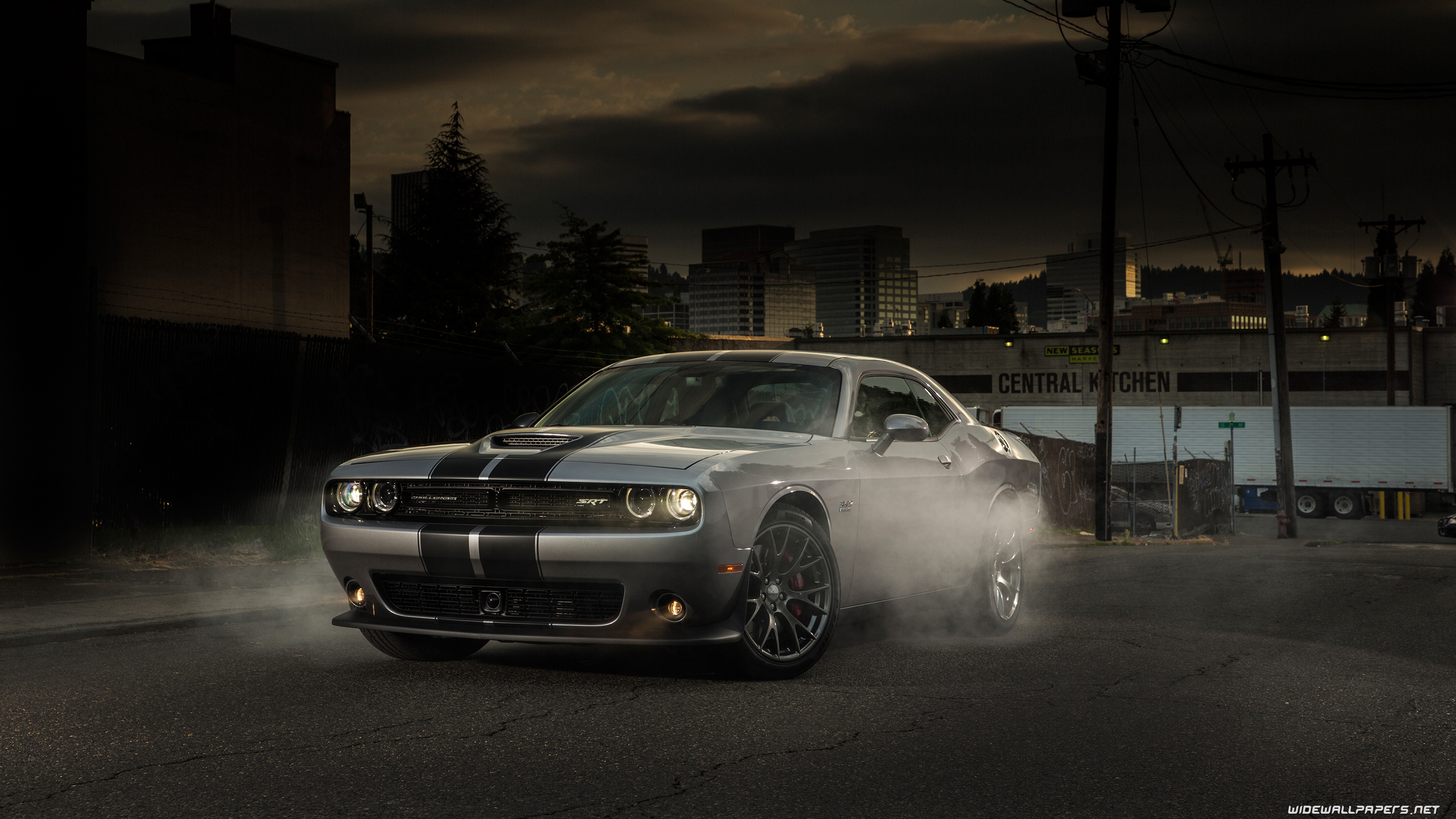 Dodge Challenger SRT 392 2015 3840x2160 012