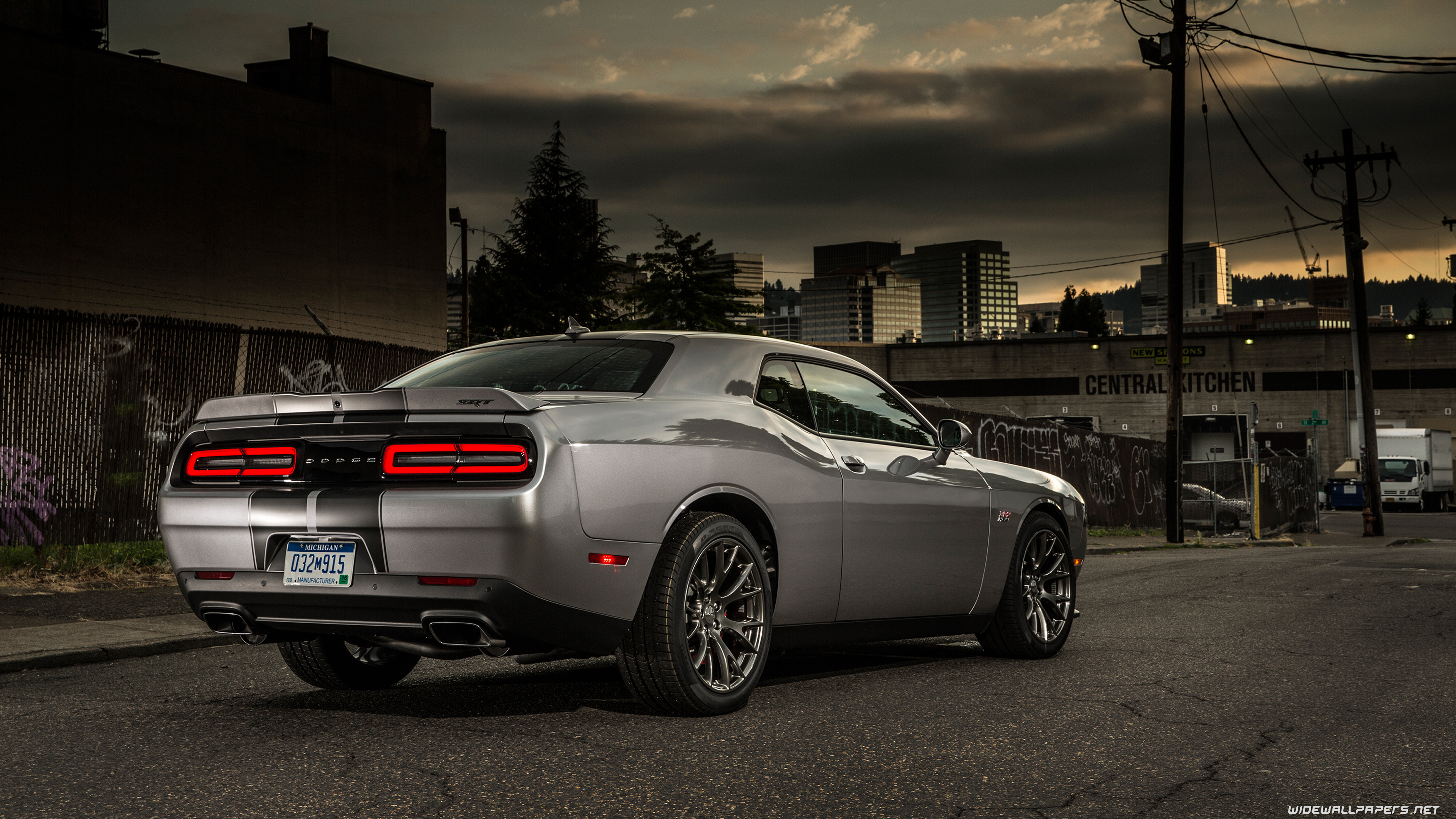 Dodge Challenger SRT 392 2015 3840x2160 014