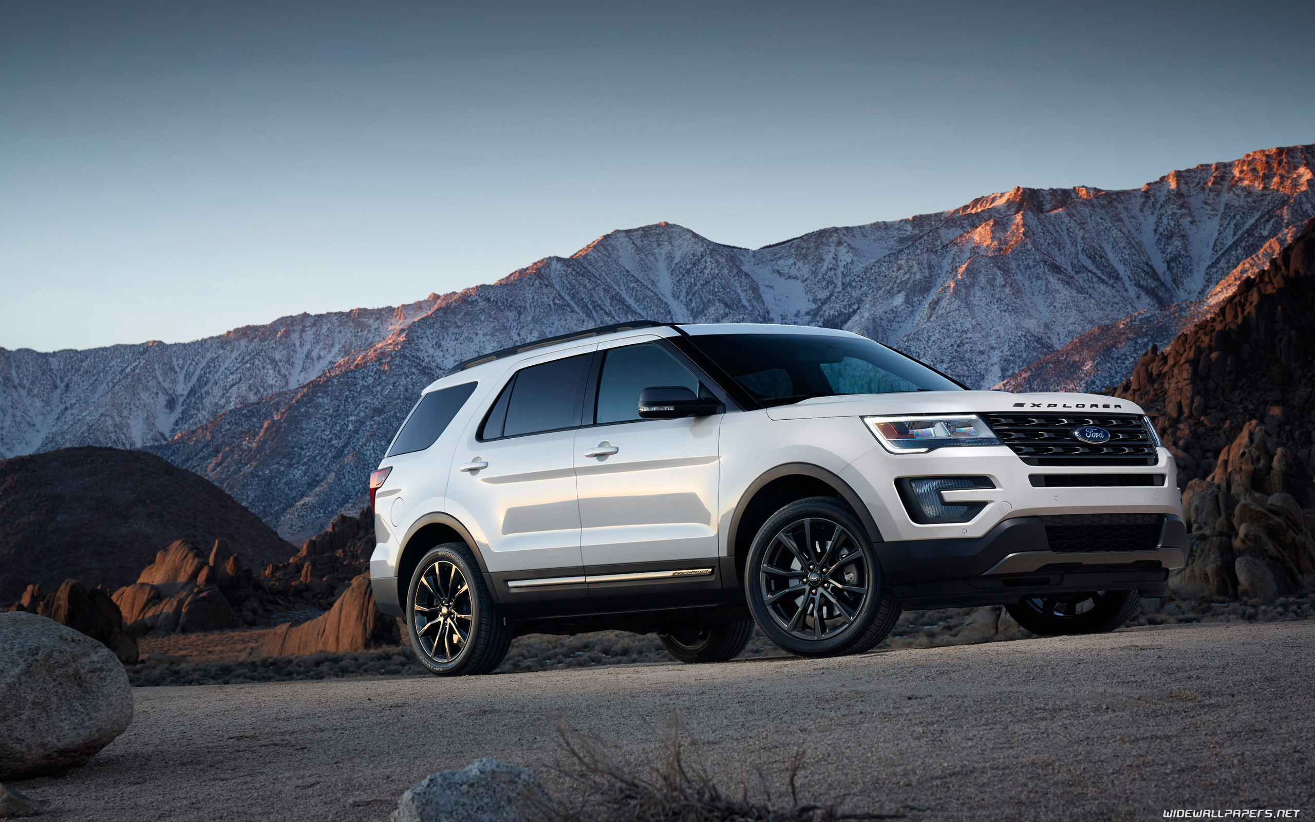 Ford Explorer Cars Desktop Wallpapers 4K Ultra HD