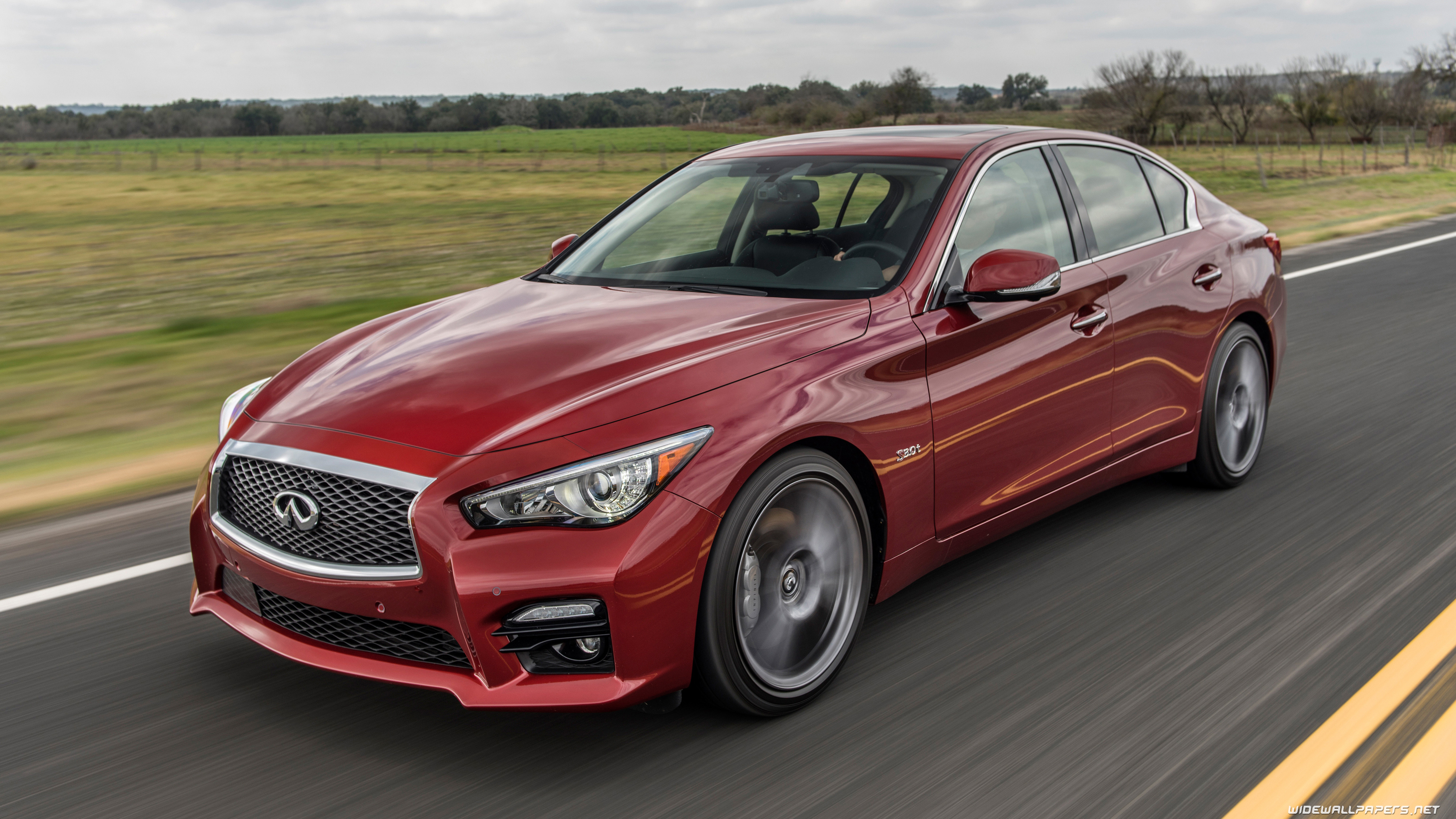 Infiniti Q50 Car Wallpapers