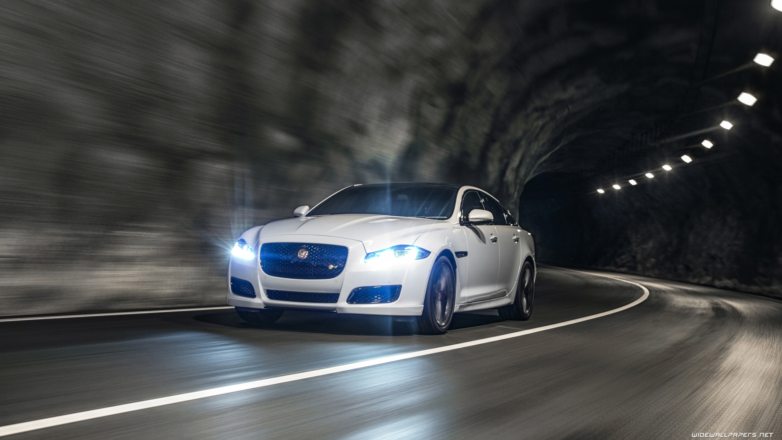 Jaguar XJ Cars Desktop Wallpapers 4K Ultra HD
