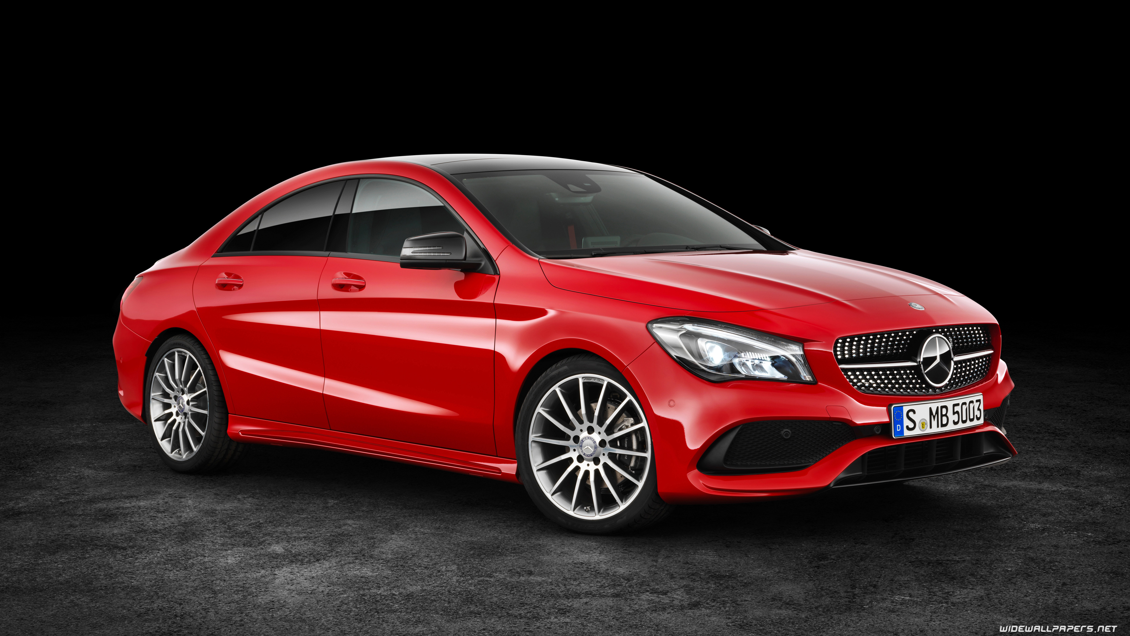 mercedes-benz cla-class cars desktop wallpapers 4k ultra hd