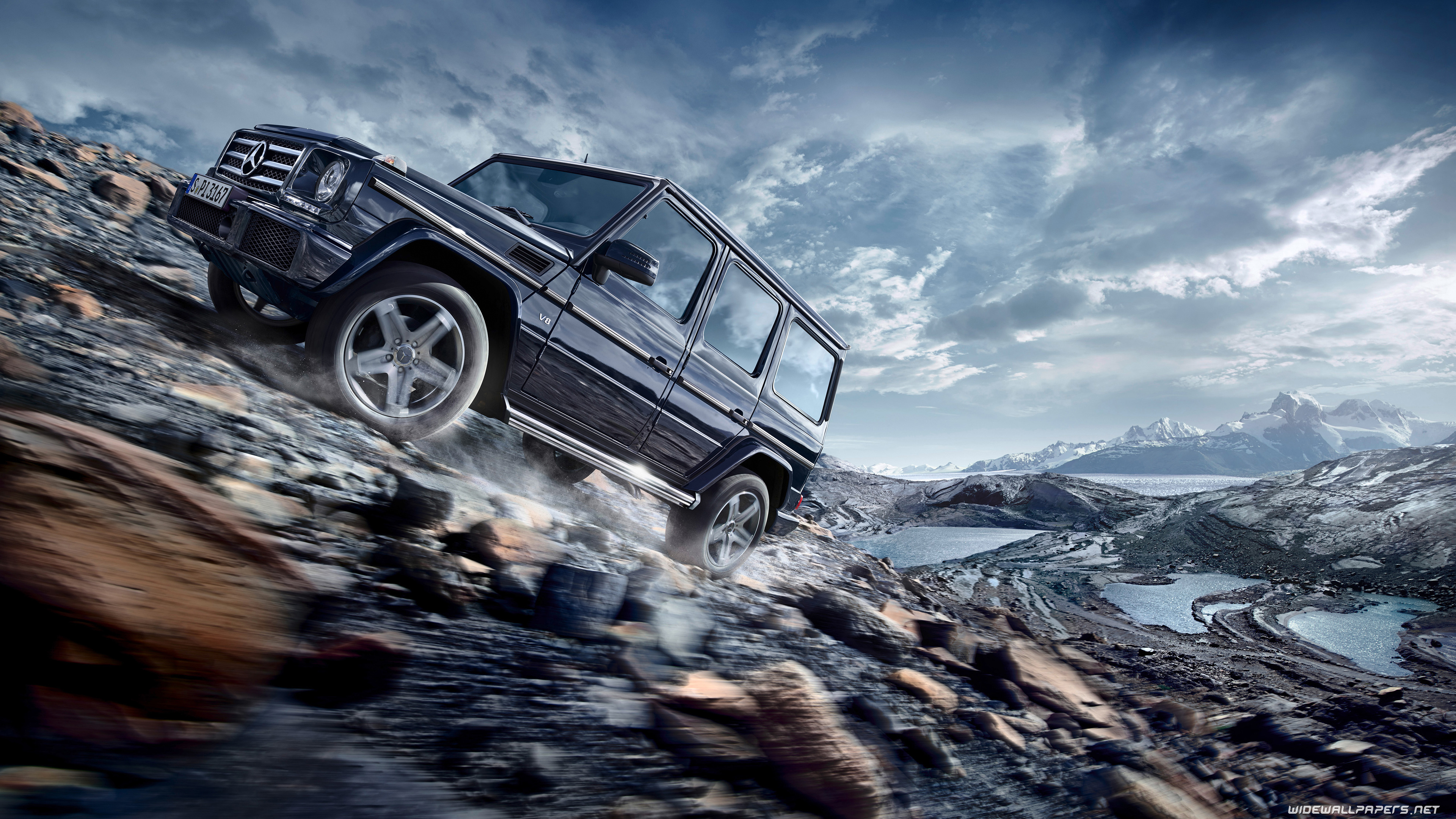 mercedes benz g500 car wallpapers 4k ultra hd