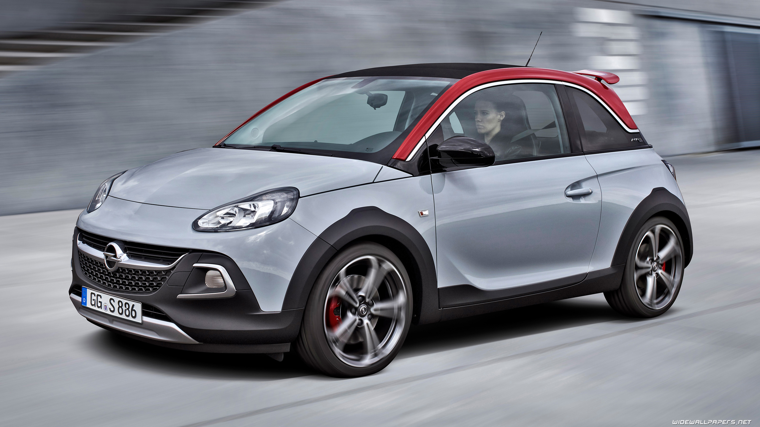 opel adam cars desktop wallpapers 4k ultra hd. Black Bedroom Furniture Sets. Home Design Ideas