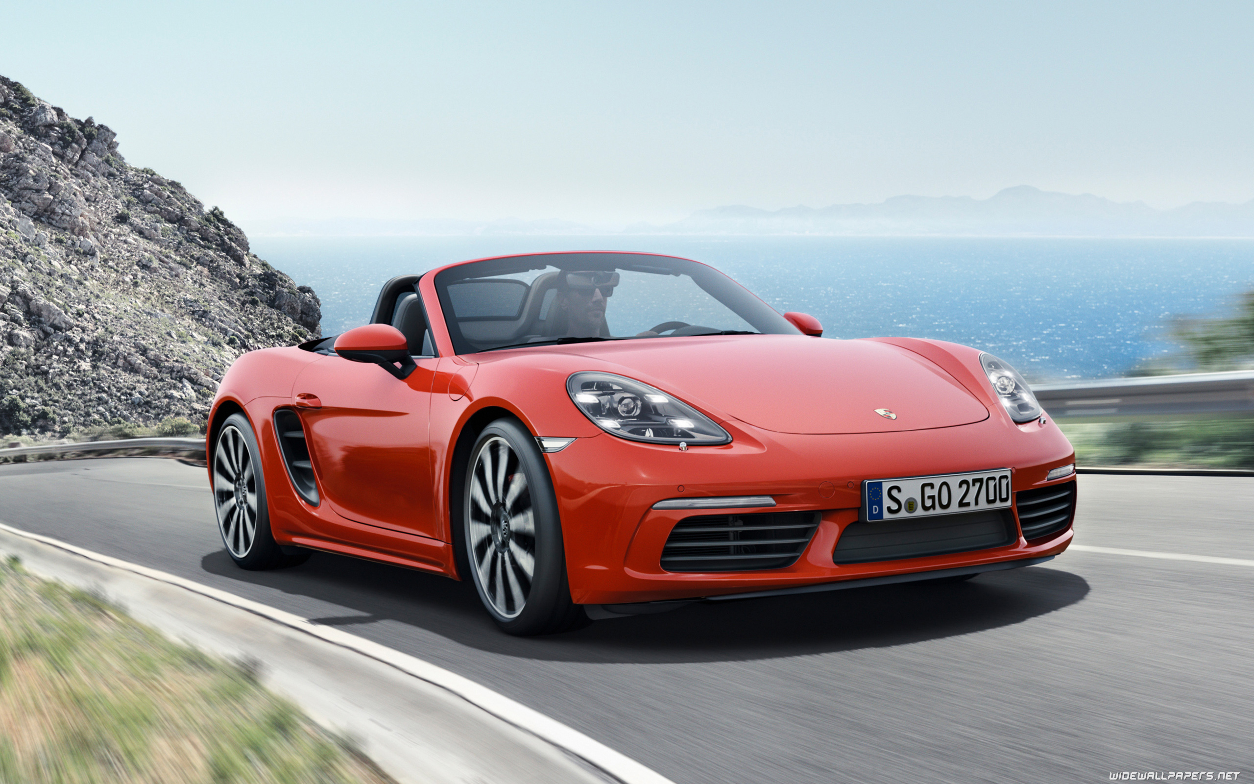 Porsche Boxster Cars Desktop Wallpapers 4k Ultra Hd