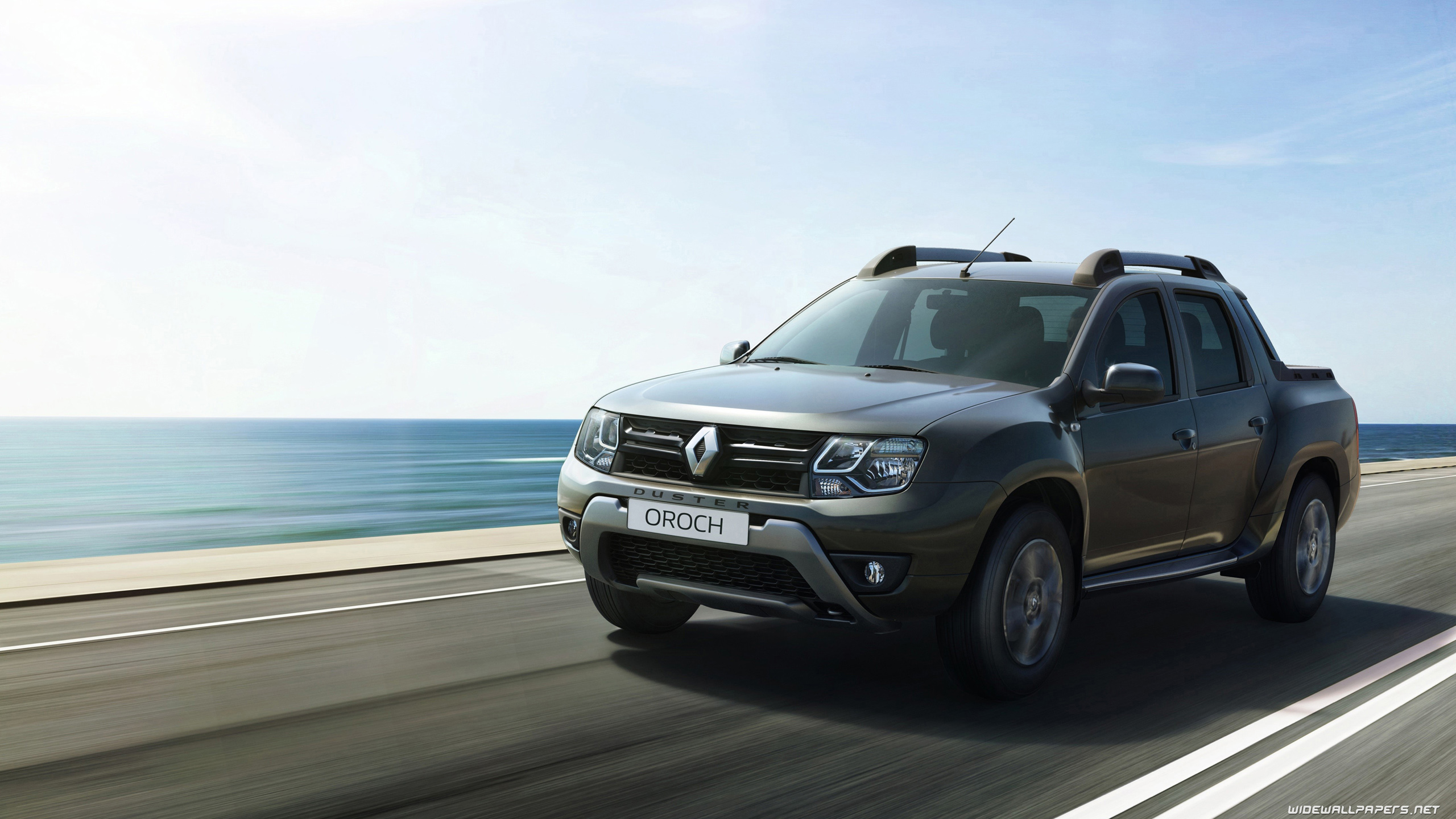Renault duster oroch cars desktop wallpapers 4k ultra hd wallpapers 4k ultra hd renault duster oroch 2560x1440 2560x1600 3840x2160 voltagebd Images