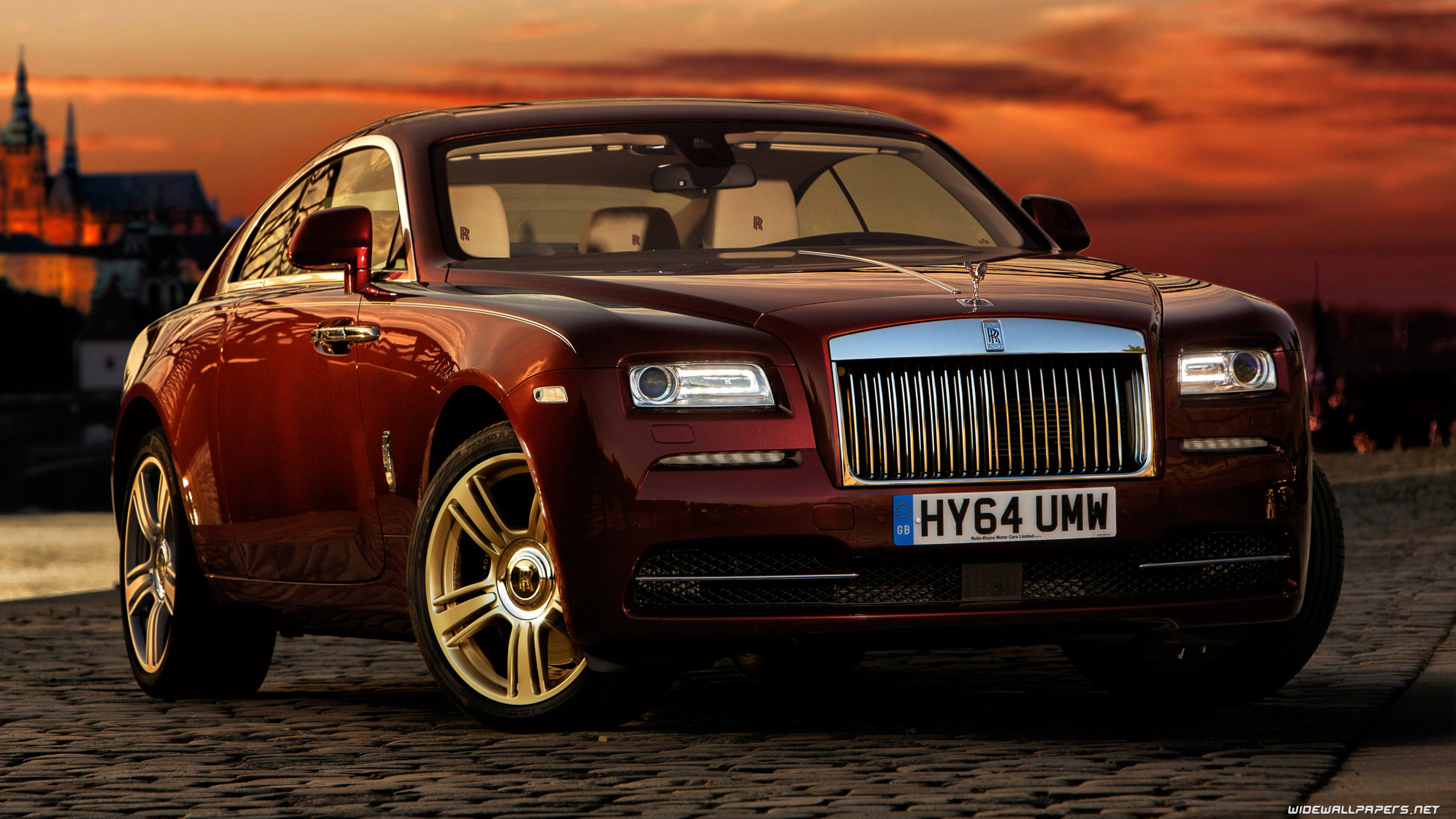 Rolls Royce Wraith Car Wallpapers