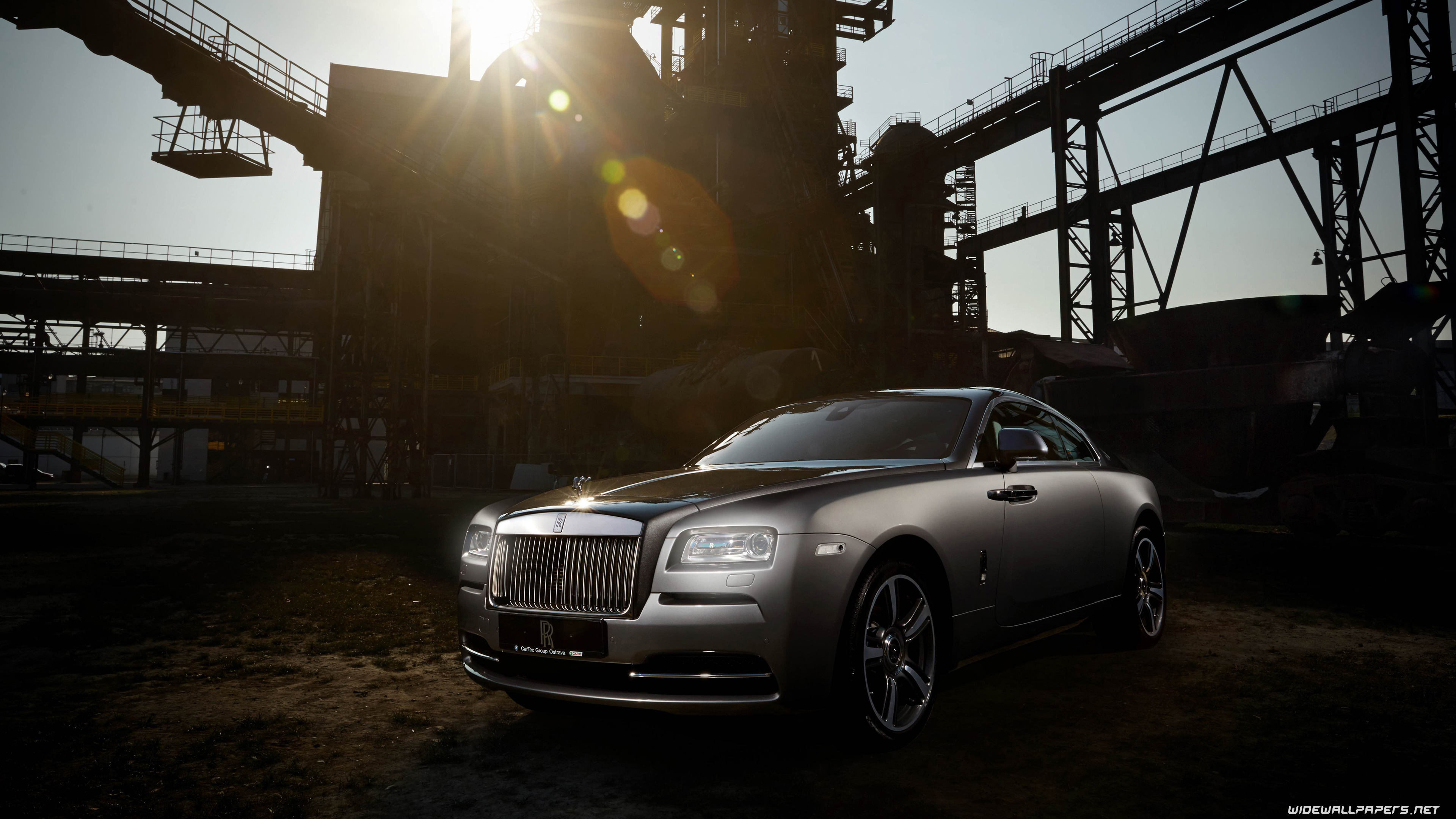 Rolls Royce 4k Wallpaper Wallpaper Rolls Royce Dawn Spofec 2016 Hd