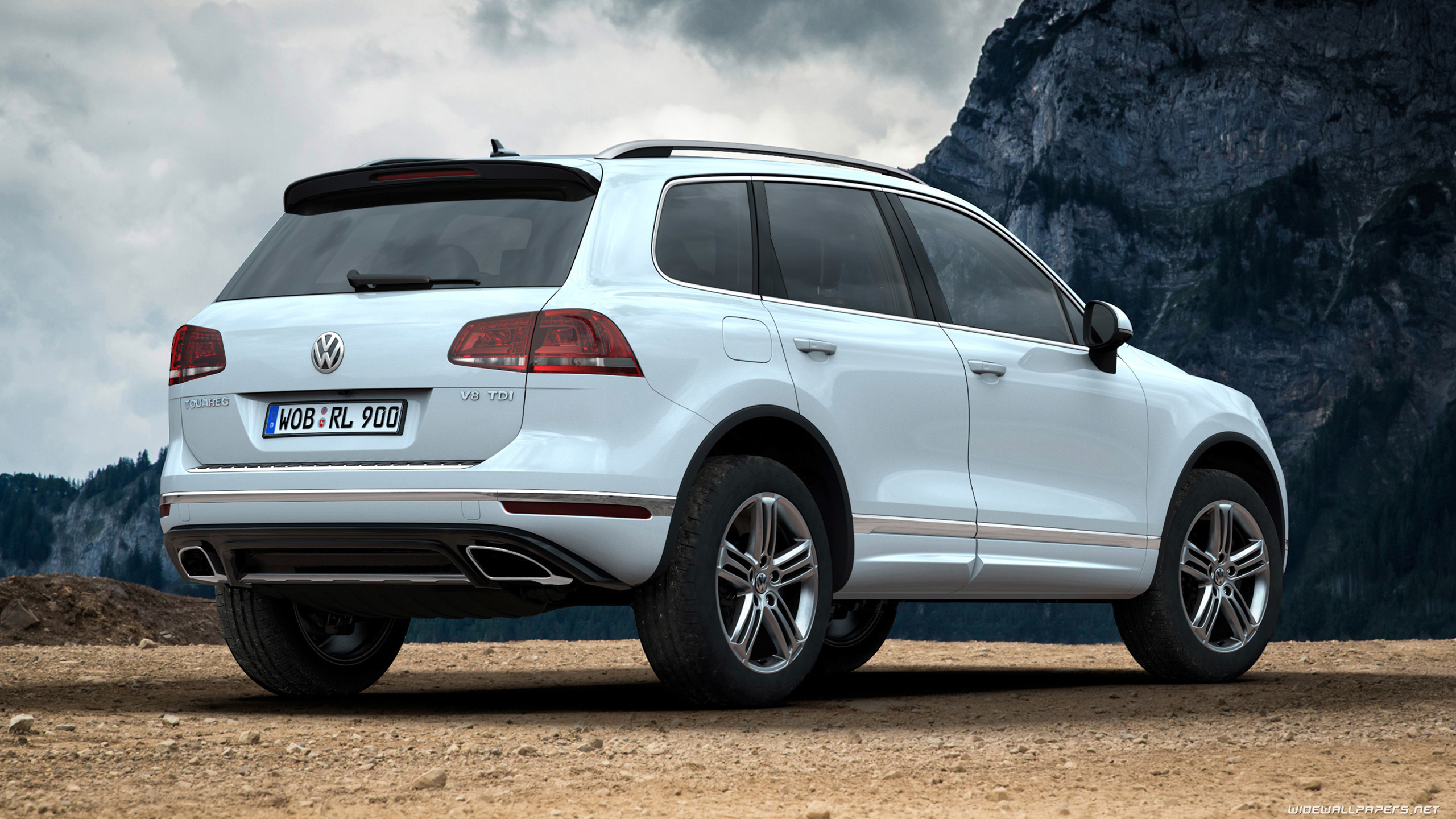 volkswagen touareg cars desktop wallpapers 4k ultra hd. Black Bedroom Furniture Sets. Home Design Ideas