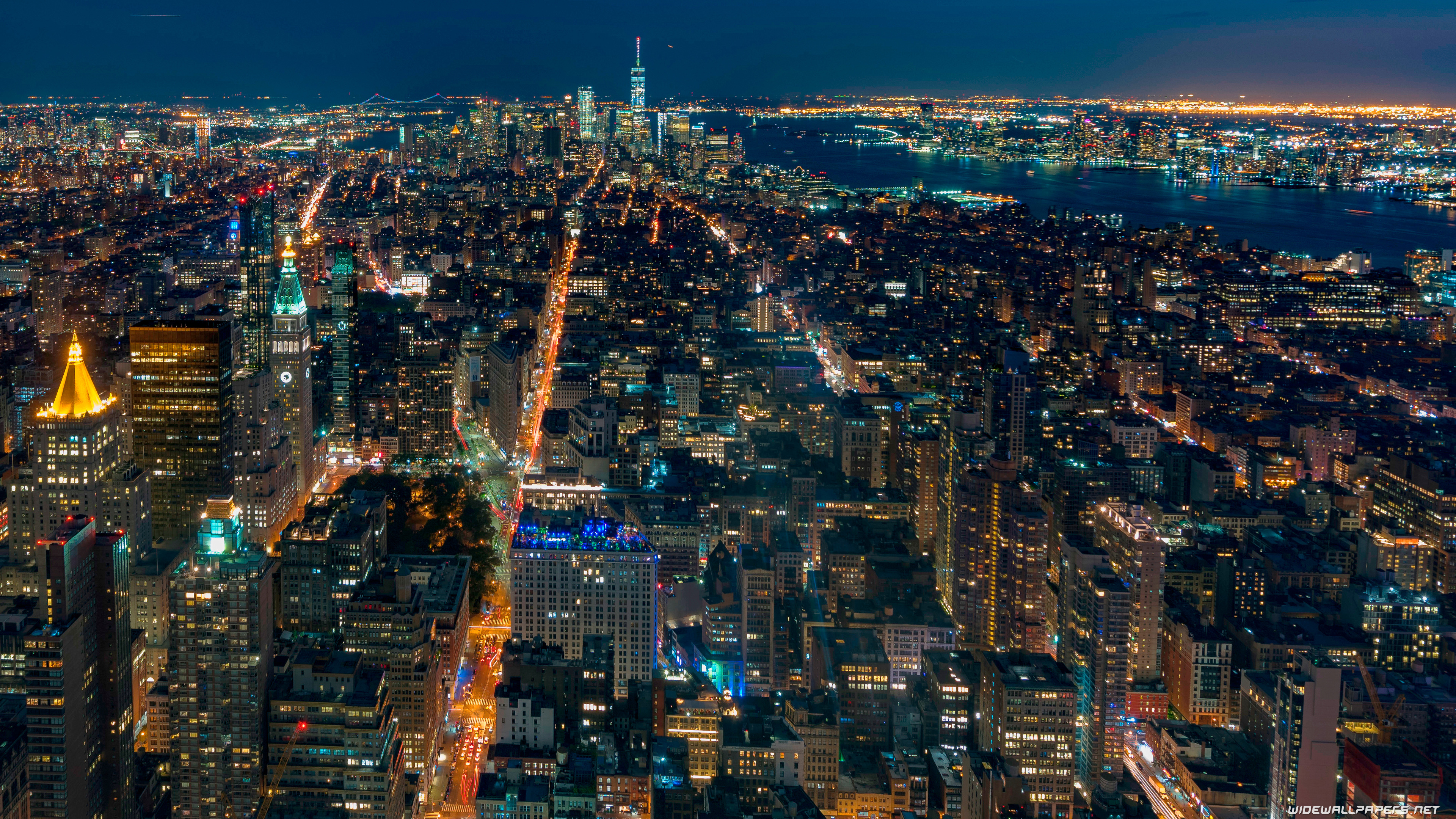 New York City Desktop Wallpapers 4k Ultra Hd Page 2