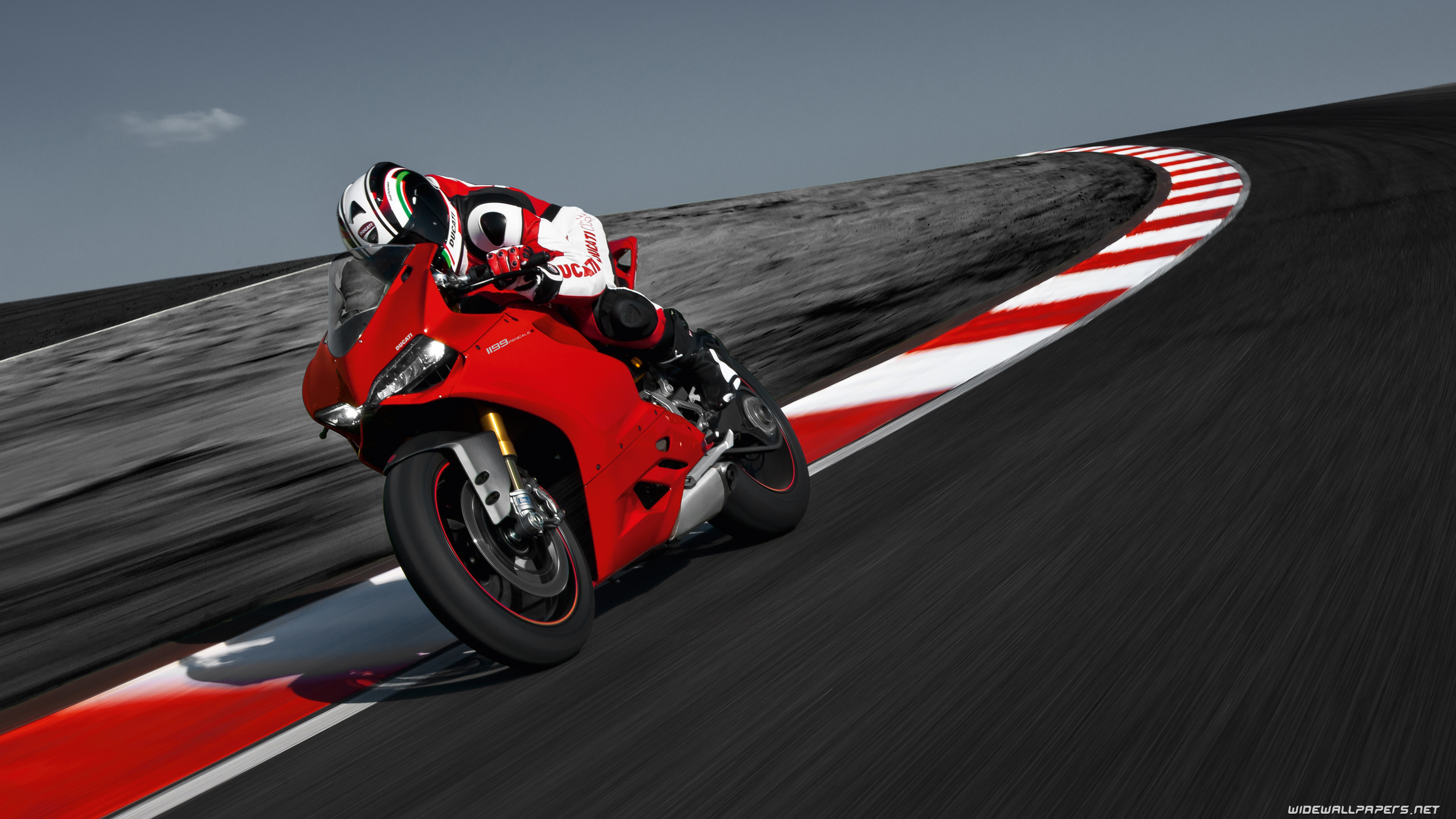 Ducati Superbike 1199 Panigale S Motorcycle Wallpapers