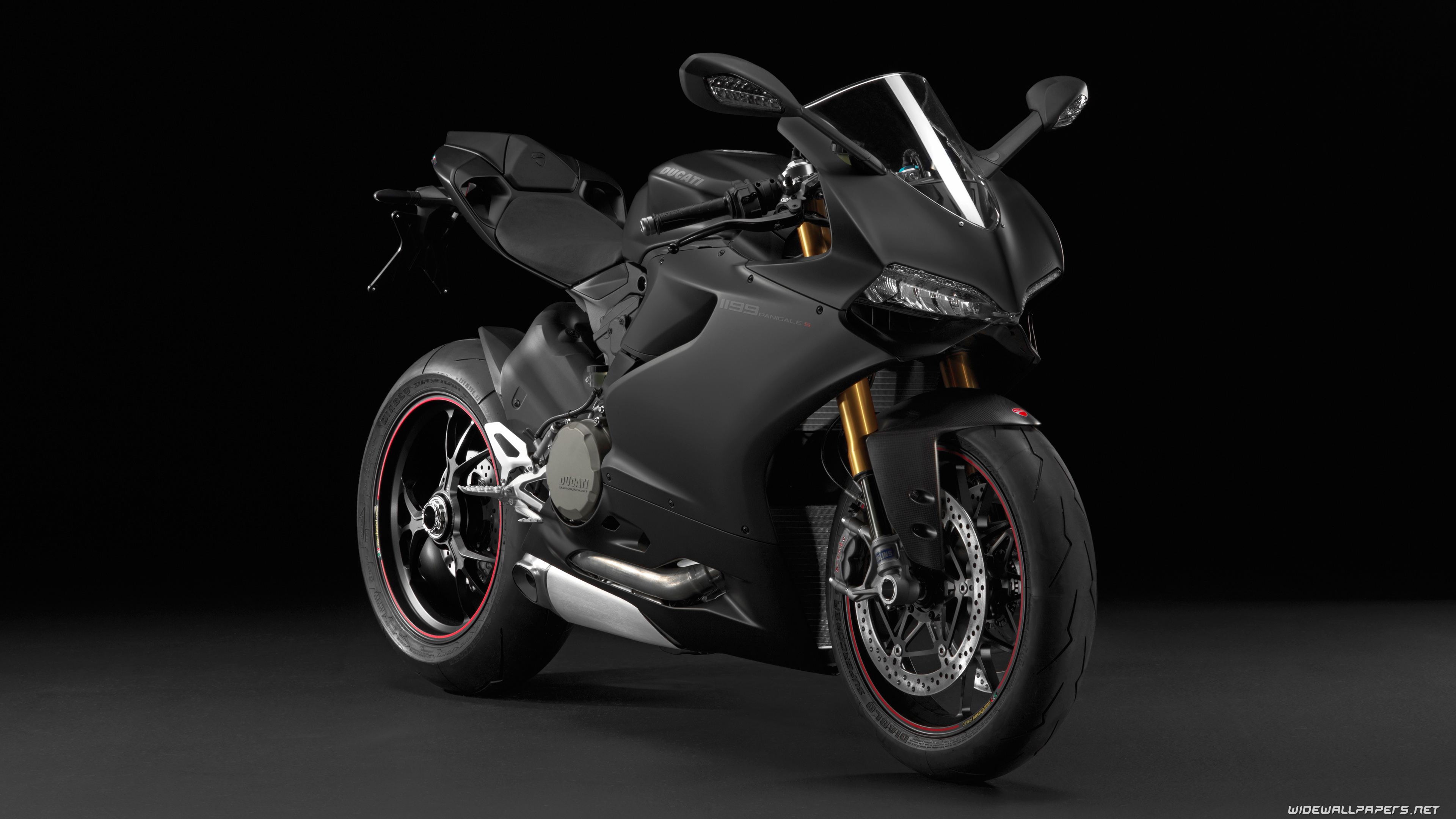 Superbike Hd Wallpaper Full Screen: Ducati Superbike 1199 Panigale Motorcycle Desktop