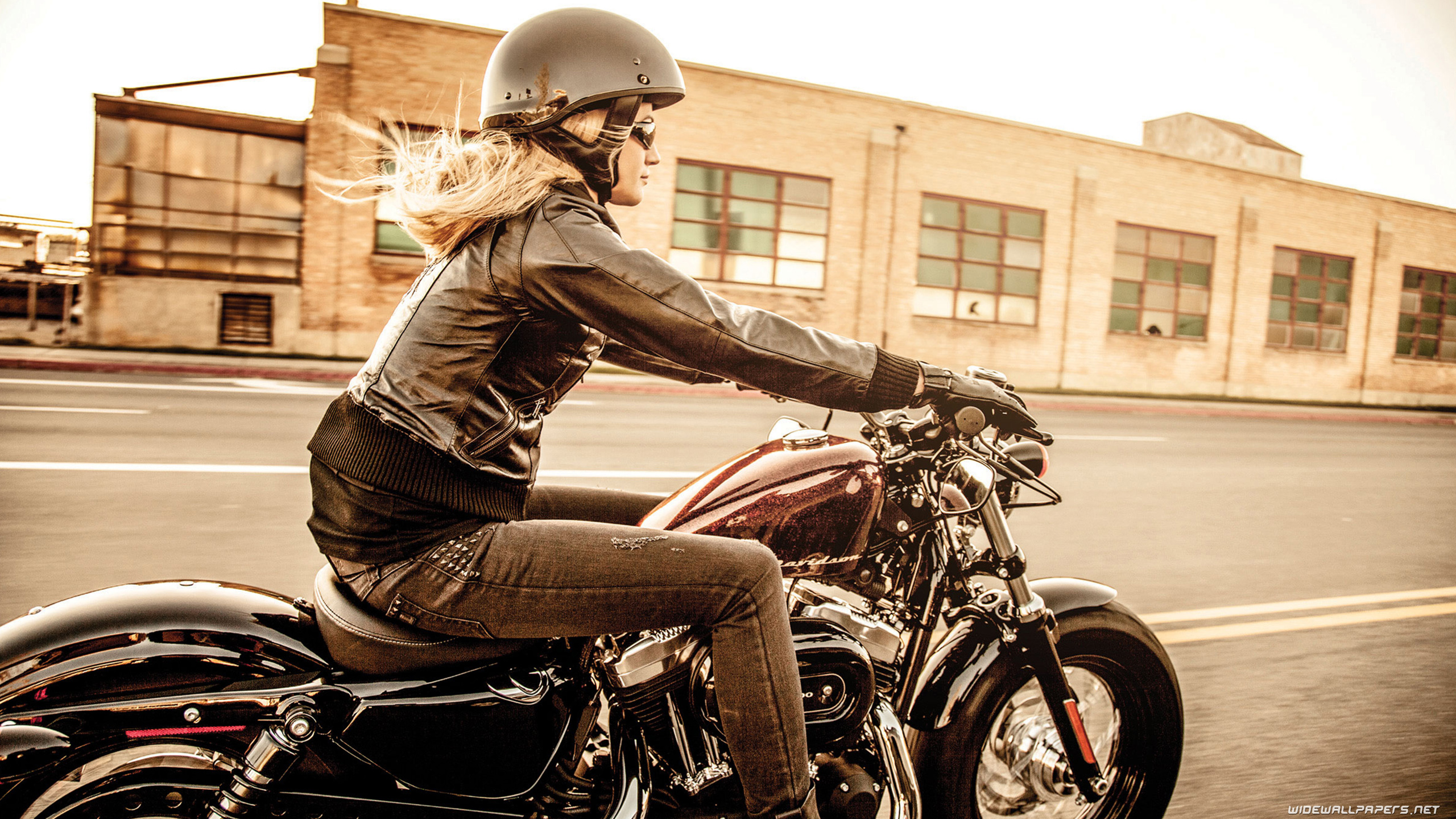 Motorcycle Wallpapers 4K Ultra HD Sportster 1200X Forty Eight 2560x1440 2560x1600 3840x2160
