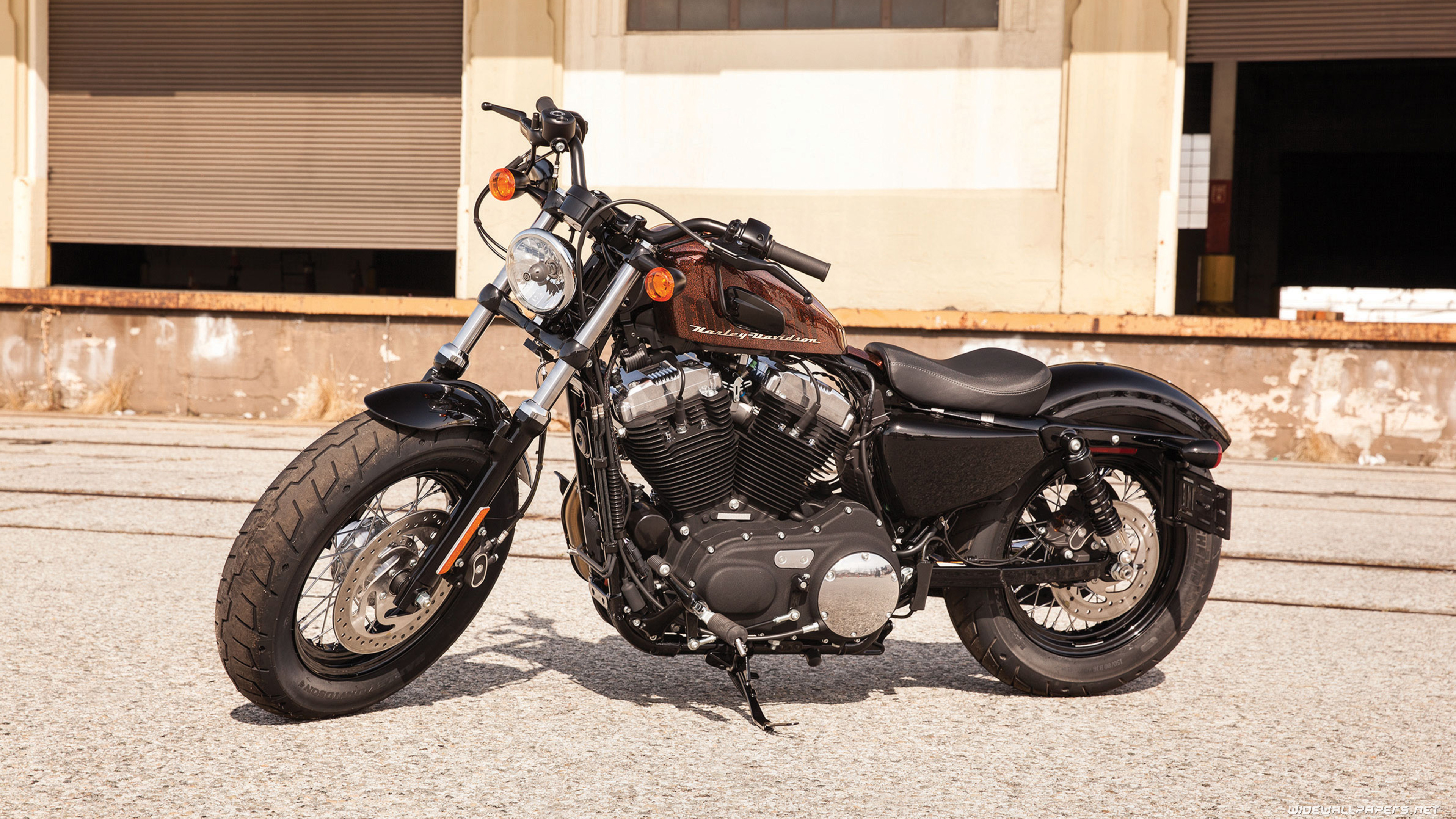 Harley-Davidson Sportster 1200X Forty Eight motorcycle wallpapers ...